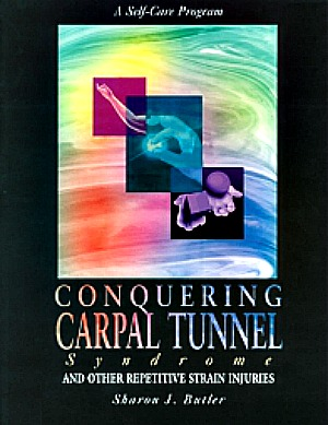 Cover of Conquering Carpal Tunnel Syndrome book.